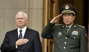 US China Military