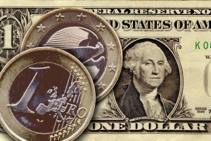 GERMANY-CURRENCY-EURO-DOLLAR