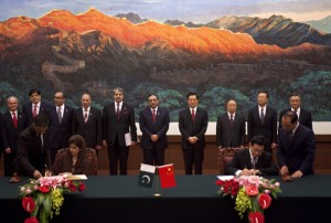 Pakistani+President+Asif+Ali+Zardari+Visits+China
