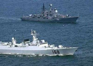 China-Russia-Naval-Exercise